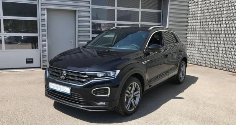 Volkswagen T-Roc 2.0 TDI 150 Start/Stop DSG7 R-Line Noir occasion à Lons Le Saunier