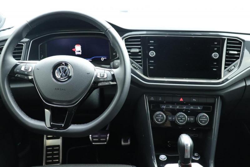 Volkswagen T-Roc 2.0 TDI 150 Start/Stop DSG7 R-Line Gris occasion à Osny - photo n°4