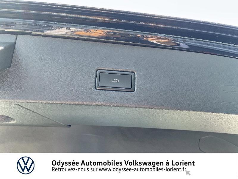 Volkswagen T-Roc 2.0 TDI 150ch IQ.Drive DSG7 Euro6d-T Noir occasion à Lanester - photo n°16