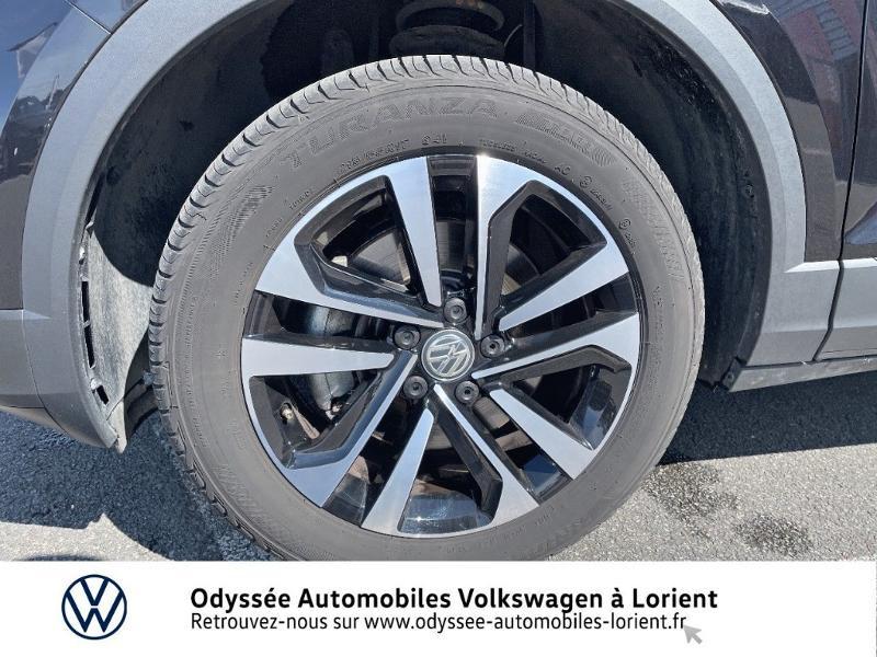 Volkswagen T-Roc 2.0 TDI 150ch IQ.Drive DSG7 Euro6d-T Noir occasion à Lanester - photo n°13