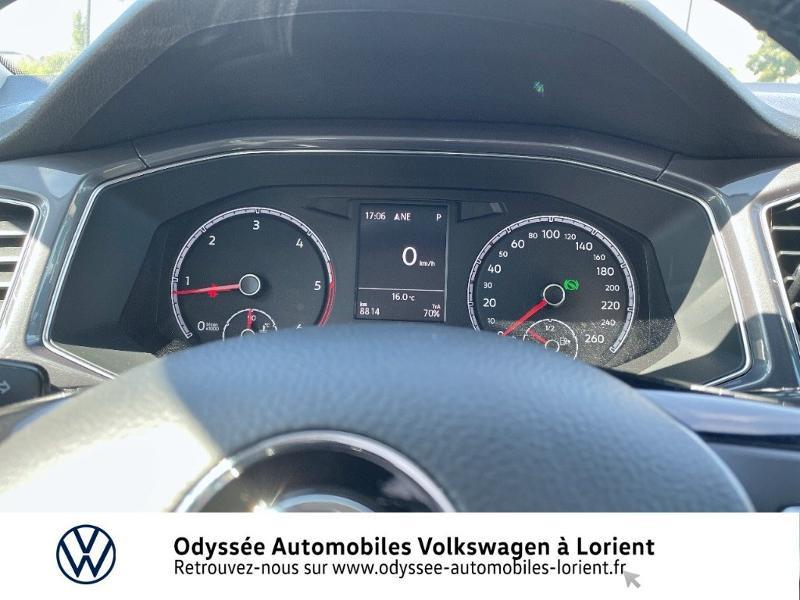 Volkswagen T-Roc 2.0 TDI 150ch IQ.Drive DSG7 Euro6d-T Noir occasion à Lanester - photo n°9