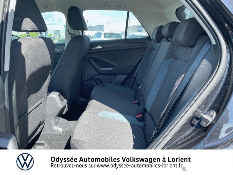 Volkswagen T-Roc 2.0 TDI 150ch IQ.Drive DSG7 Euro6d-T Noir occasion à Lanester - photo n°11