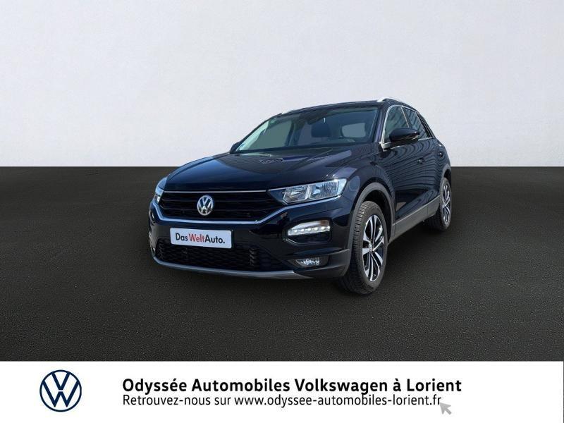 Volkswagen T-Roc 2.0 TDI 150ch IQ.Drive DSG7 Euro6d-T Noir occasion à Lanester