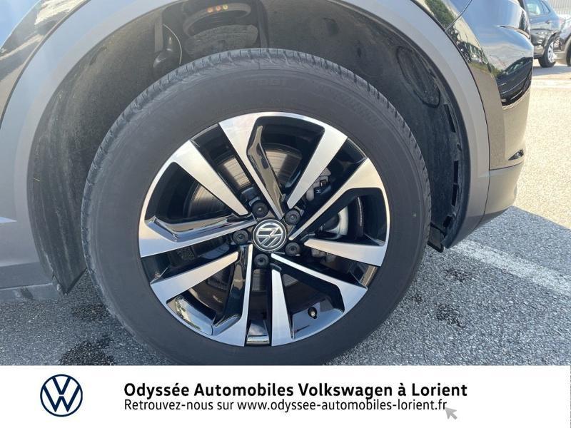 Volkswagen T-Roc 2.0 TDI 150ch IQ.Drive DSG7 Euro6d-T Noir occasion à Lanester - photo n°14
