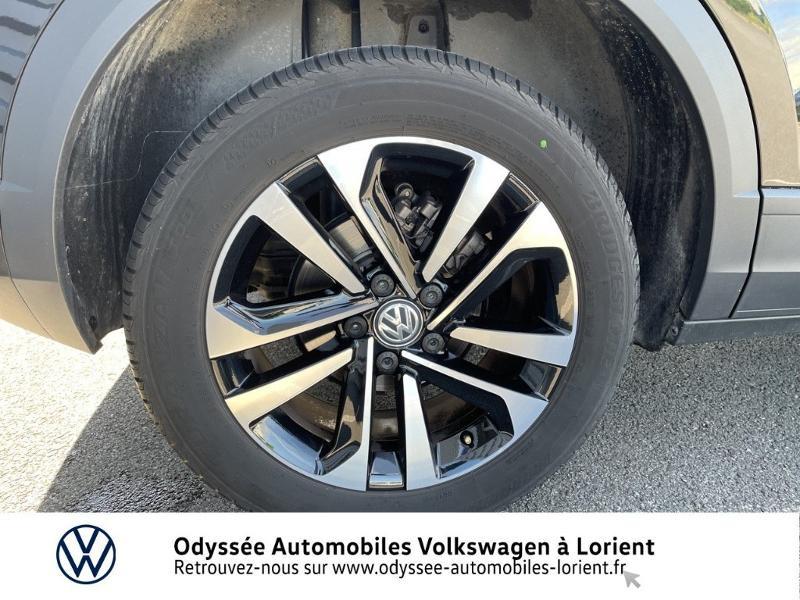 Volkswagen T-Roc 2.0 TDI 150ch IQ.Drive DSG7 Euro6d-T Noir occasion à Lanester - photo n°15