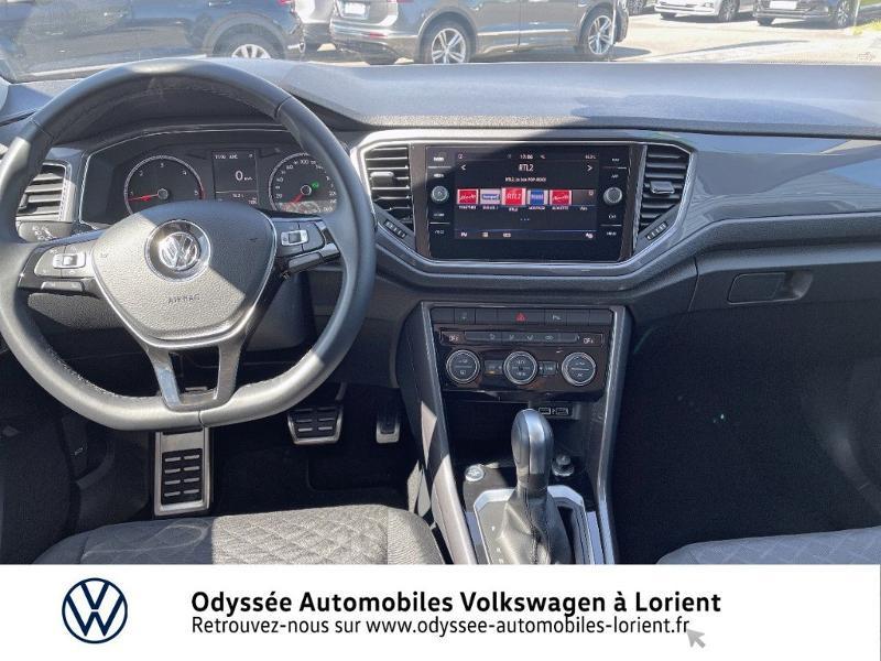 Volkswagen T-Roc 2.0 TDI 150ch IQ.Drive DSG7 Euro6d-T Noir occasion à Lanester - photo n°6