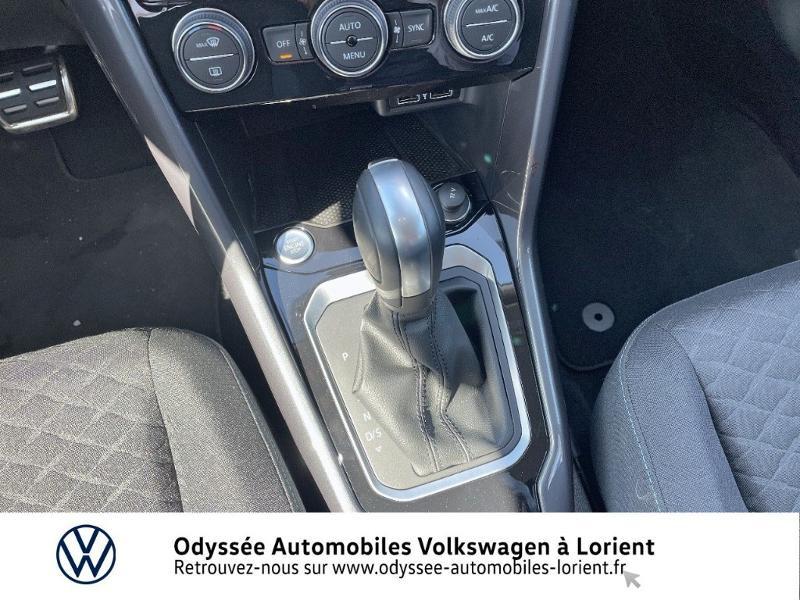 Volkswagen T-Roc 2.0 TDI 150ch IQ.Drive DSG7 Euro6d-T Noir occasion à Lanester - photo n°10