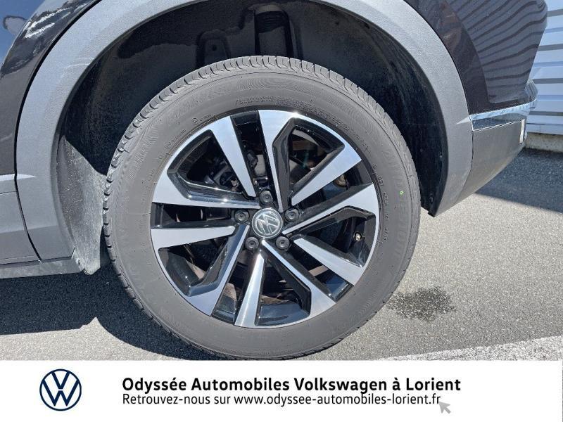 Volkswagen T-Roc 2.0 TDI 150ch IQ.Drive DSG7 Euro6d-T Noir occasion à Lanester - photo n°12