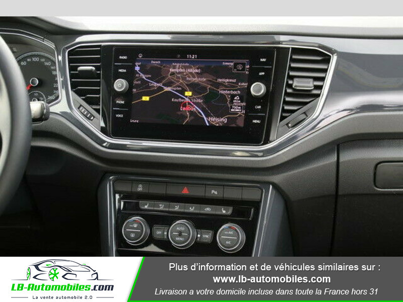 Volkswagen T-Roc 2.0 TSI 190 DSG 4Motion Blanc occasion à Beaupuy - photo n°7