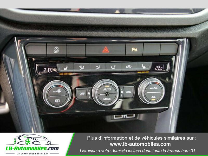 Volkswagen T-Roc 2.0 TSI 190 DSG 4Motion Blanc occasion à Beaupuy - photo n°9