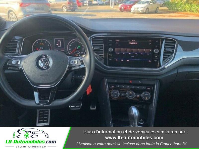 Volkswagen T-Roc 2.0 TSI 190 DSG 4Motion Noir occasion à Beaupuy - photo n°2