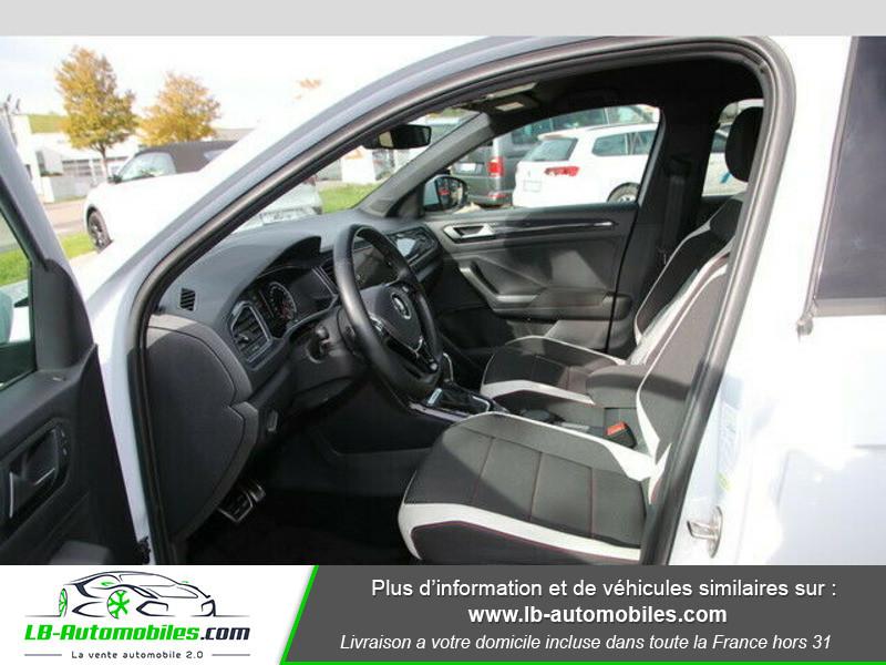 Volkswagen T-Roc 2.0 TSI 190 DSG 4Motion Blanc occasion à Beaupuy - photo n°4