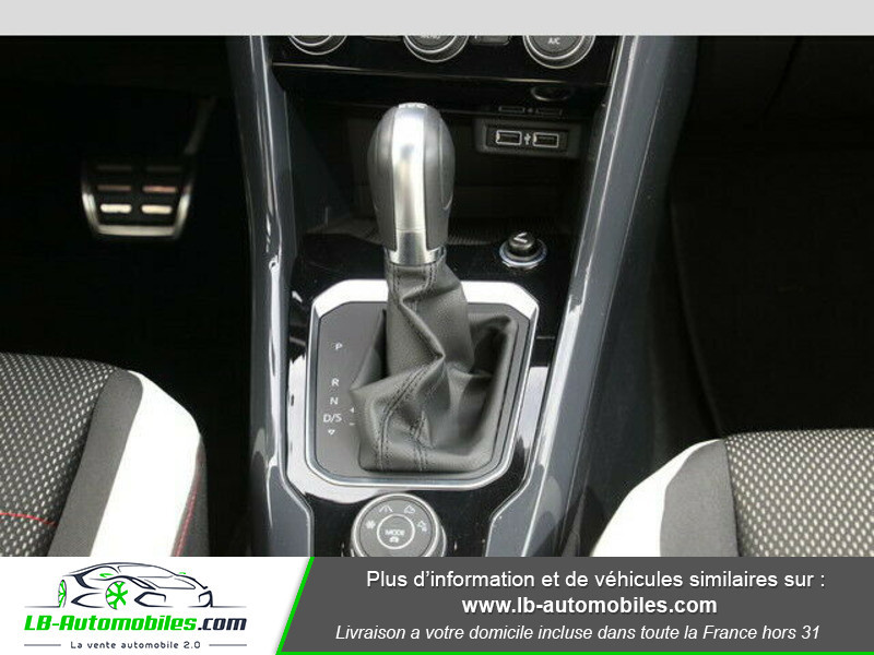Volkswagen T-Roc 2.0 TSI 190 DSG 4Motion Blanc occasion à Beaupuy - photo n°10