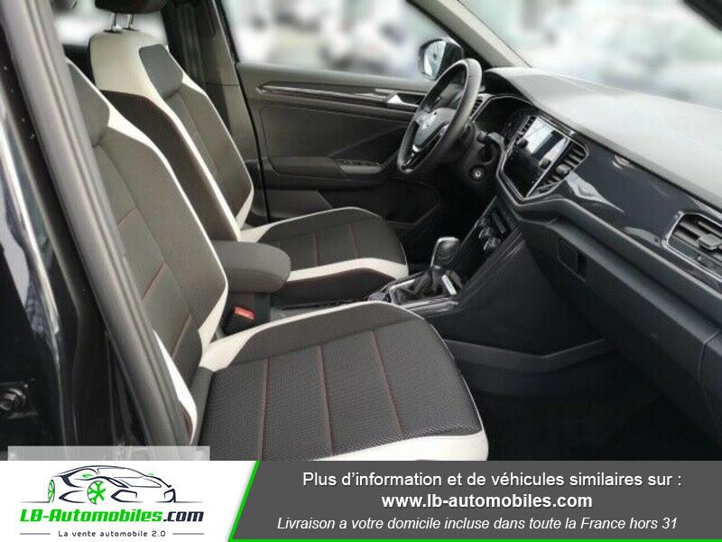 Volkswagen T-Roc 2.0 TSI 190 DSG 4Motion Noir occasion à Beaupuy - photo n°6