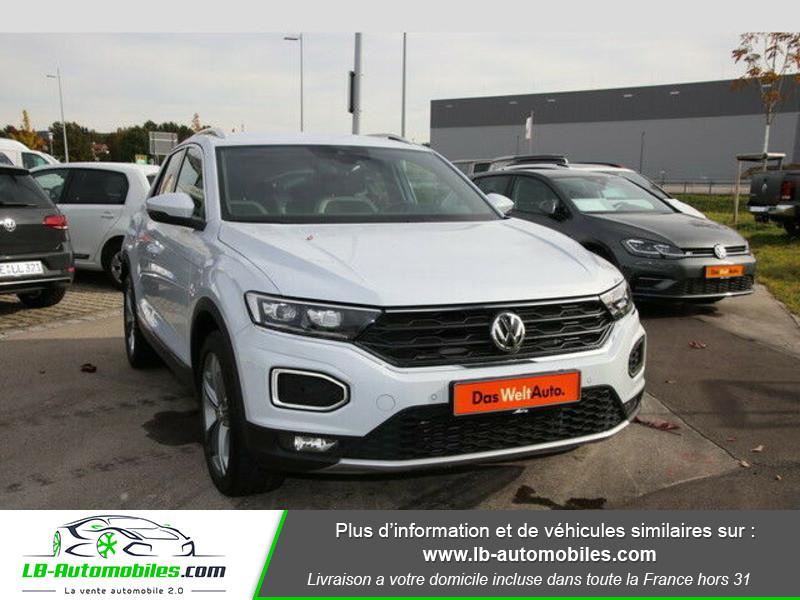 Volkswagen T-Roc 2.0 TSI 190 DSG 4Motion Blanc occasion à Beaupuy
