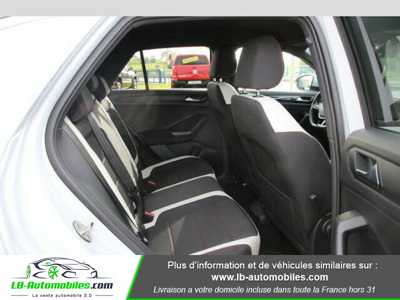 Volkswagen T-Roc 2.0 TSI 190 DSG 4Motion Blanc occasion à Beaupuy - photo n°6