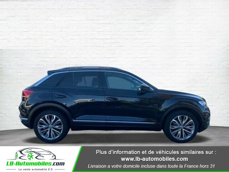Volkswagen T-Roc 2.0 TSI 190 DSG 4Motion Noir occasion à Beaupuy - photo n°4
