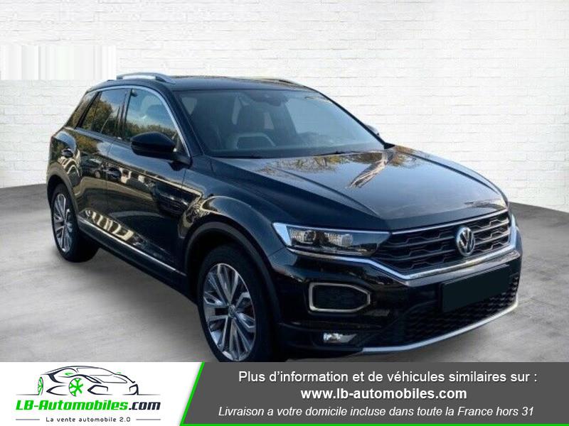 Volkswagen T-Roc 2.0 TSI 190 DSG 4Motion Noir occasion à Beaupuy