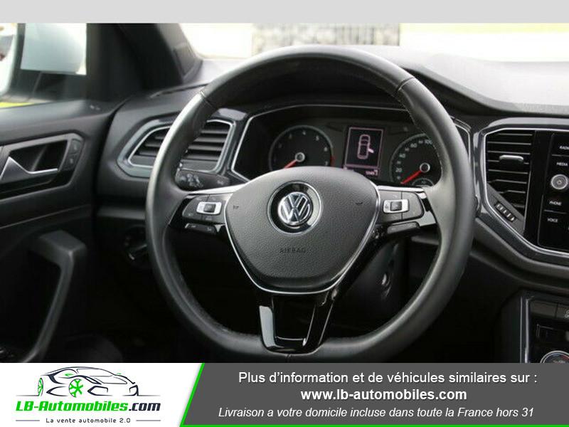 Volkswagen T-Roc 2.0 TSI 190 DSG 4Motion Blanc occasion à Beaupuy - photo n°11