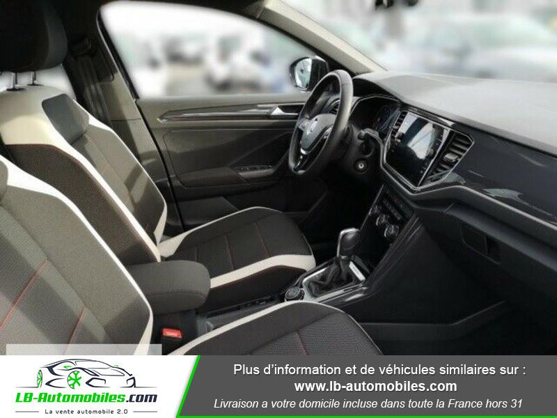 Volkswagen T-Roc 2.0 TSI 190 DSG 4Motion Noir occasion à Beaupuy - photo n°5