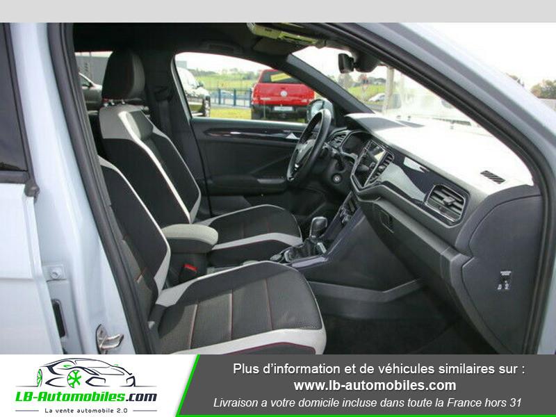 Volkswagen T-Roc 2.0 TSI 190 DSG 4Motion Blanc occasion à Beaupuy - photo n°5