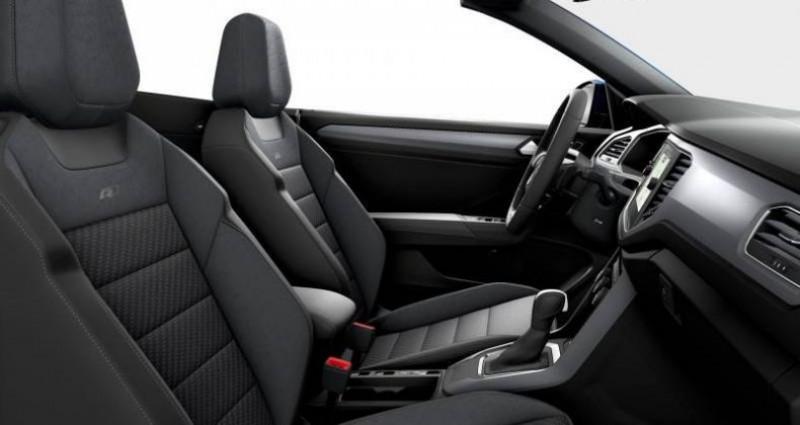 Volkswagen T-Roc Cabriolet 1.5 TSI EVO 150 Start/Stop DSG7 R-Line Bleu occasion à AHUY - photo n°5