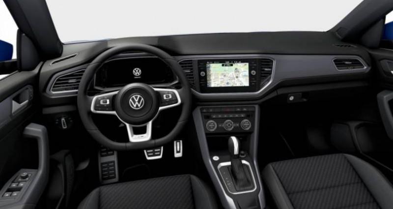 Volkswagen T-Roc Cabriolet 1.5 TSI EVO 150 Start/Stop DSG7 R-Line Bleu occasion à AHUY - photo n°4