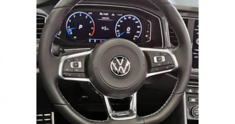 Volkswagen T-Roc Cabriolet 1.5 TSI EVO 150 Start/Stop DSG7 R-Line Gris occasion à LADOIX-SERRIGNY - photo n°5