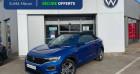 Volkswagen T-Roc CABRIOLET Cabriolet 1.5 TSI EVO 150 Start/Stop DSG7 R-Line Bleu à Bourgogne 69