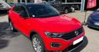 Volkswagen T-Roc SPORT 2.0TDI 150CV 4MOTION 4X4 Rouge à ST BONNET LE FROID 43