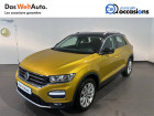 Volkswagen T-Roc T-Roc 1.0 TSI 115 Start/Stop BVM6 Lounge 5p Jaune à Seynod 74