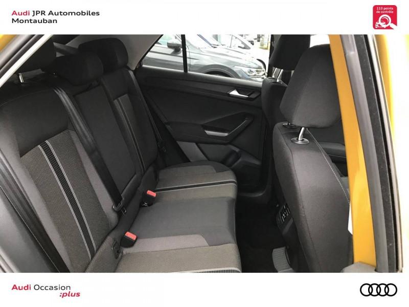 Volkswagen T-Roc T-Roc 1.0 TSI 115 Start/Stop BVM6 Lounge 5p  occasion à montauban - photo n°7