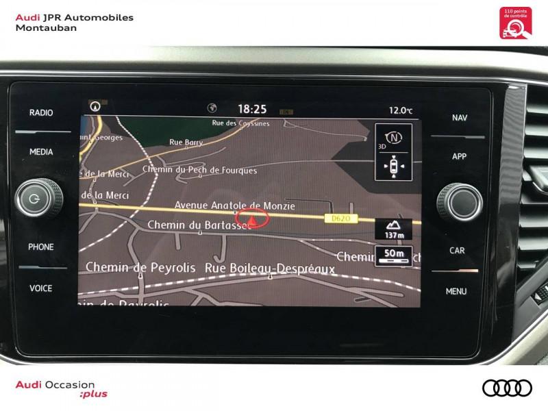 Volkswagen T-Roc T-Roc 1.0 TSI 115 Start/Stop BVM6 Lounge 5p  occasion à montauban - photo n°8