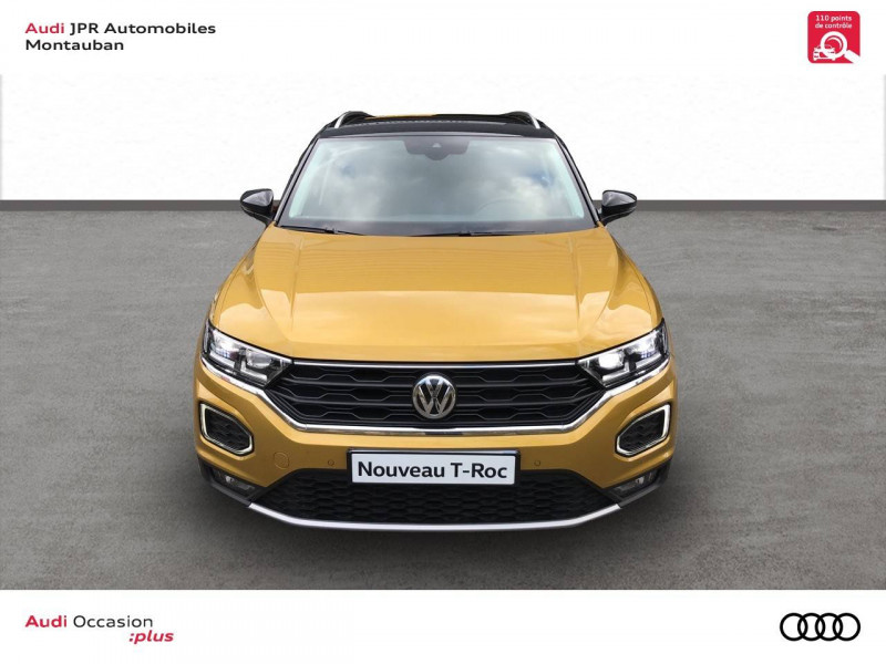Volkswagen T-Roc T-Roc 1.0 TSI 115 Start/Stop BVM6 Lounge 5p  occasion à montauban - photo n°2