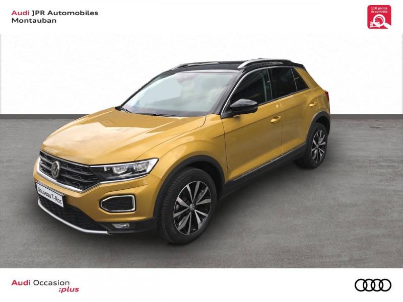 Volkswagen T-Roc T-Roc 1.0 TSI 115 Start/Stop BVM6 Lounge 5p  occasion à montauban
