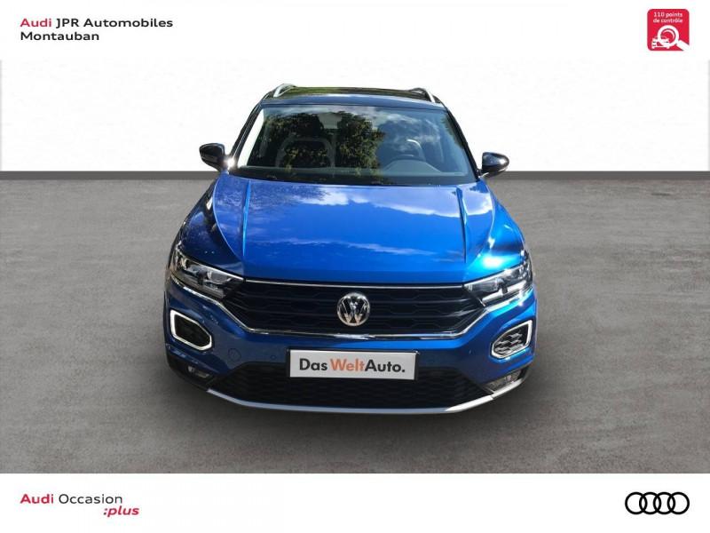 Volkswagen T-Roc T-Roc 1.5 TSI 150 EVO Start/Stop DSG7 Carat 5p  occasion à Cahors - photo n°2