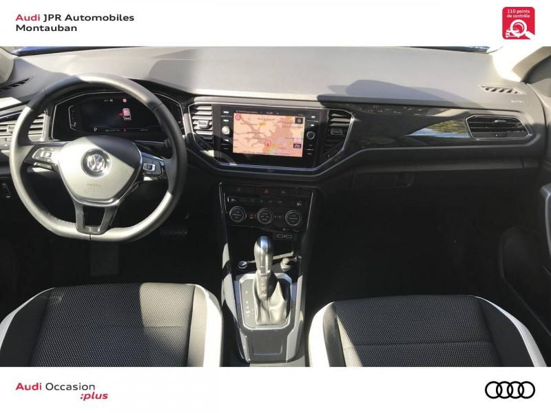 Volkswagen T-Roc T-Roc 1.5 TSI 150 EVO Start/Stop DSG7 Carat 5p  occasion à Cahors - photo n°5