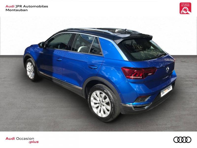Volkswagen T-Roc T-Roc 1.5 TSI 150 EVO Start/Stop DSG7 Carat 5p  occasion à Cahors - photo n°4