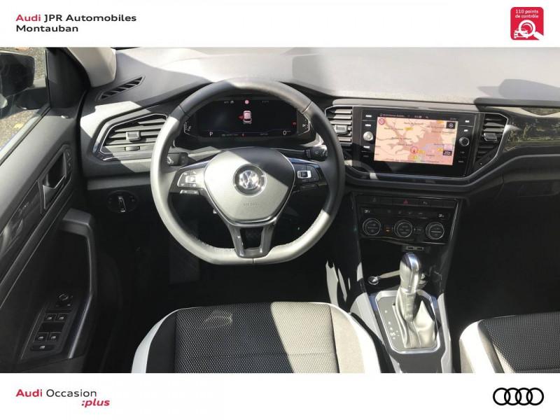 Volkswagen T-Roc T-Roc 1.5 TSI 150 EVO Start/Stop DSG7 Carat 5p  occasion à Cahors - photo n°10