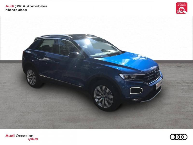 Volkswagen T-Roc T-Roc 1.5 TSI 150 EVO Start/Stop DSG7 Carat 5p  occasion à Cahors - photo n°3