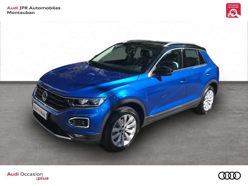 Volkswagen T-Roc T-Roc 1.5 TSI 150 EVO Start/Stop DSG7 Carat 5p  occasion à Cahors