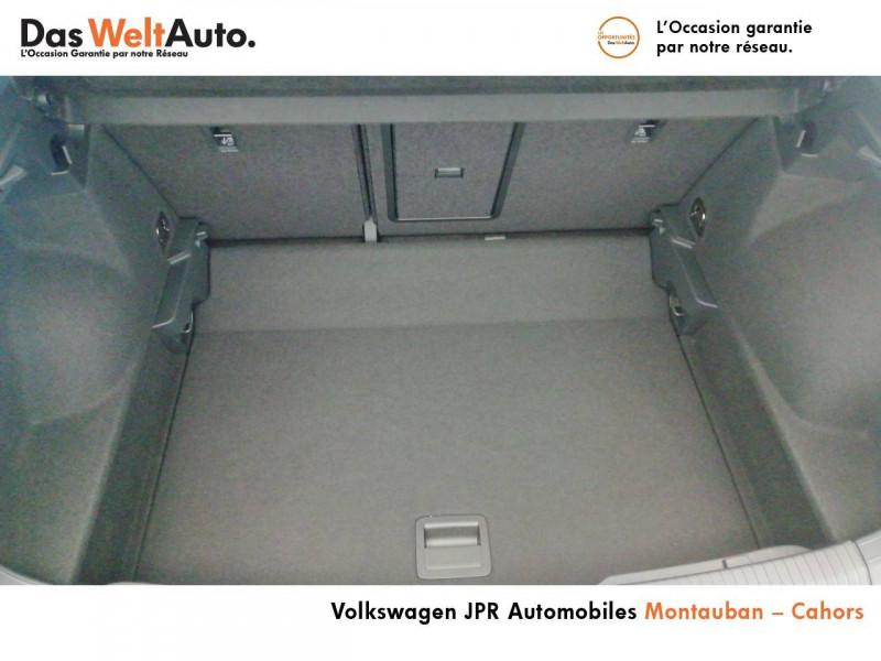 Volkswagen T-Roc T-Roc 1.5 TSI 150 EVO Start/Stop DSG7 Carat 5p Marron occasion à montauban - photo n°11