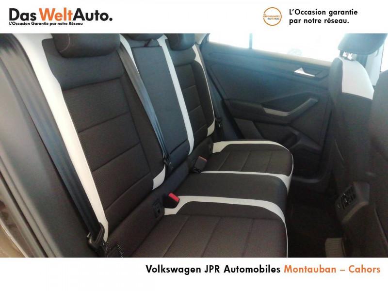 Volkswagen T-Roc T-Roc 1.5 TSI 150 EVO Start/Stop DSG7 Carat 5p Marron occasion à montauban - photo n°7