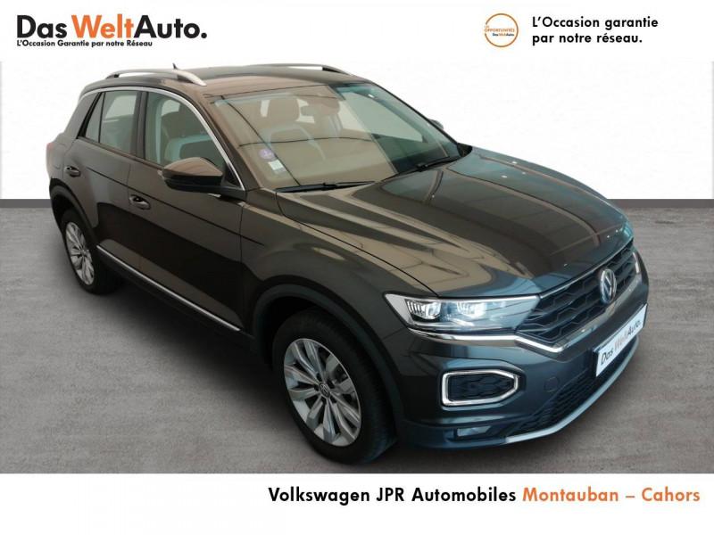 Volkswagen T-Roc T-Roc 1.5 TSI 150 EVO Start/Stop DSG7 Carat 5p Marron occasion à montauban - photo n°12
