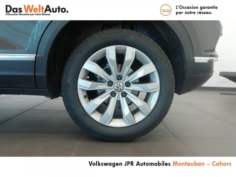 Volkswagen T-Roc T-Roc 1.5 TSI 150 EVO Start/Stop DSG7 Carat 5p Marron occasion à montauban - photo n°9