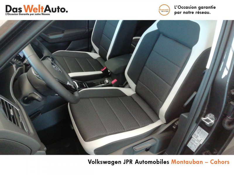 Volkswagen T-Roc T-Roc 1.5 TSI 150 EVO Start/Stop DSG7 Carat 5p Marron occasion à montauban - photo n°16
