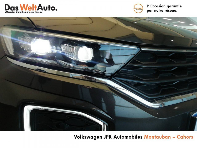 Volkswagen T-Roc T-Roc 1.5 TSI 150 EVO Start/Stop DSG7 Carat 5p Marron occasion à montauban - photo n°14