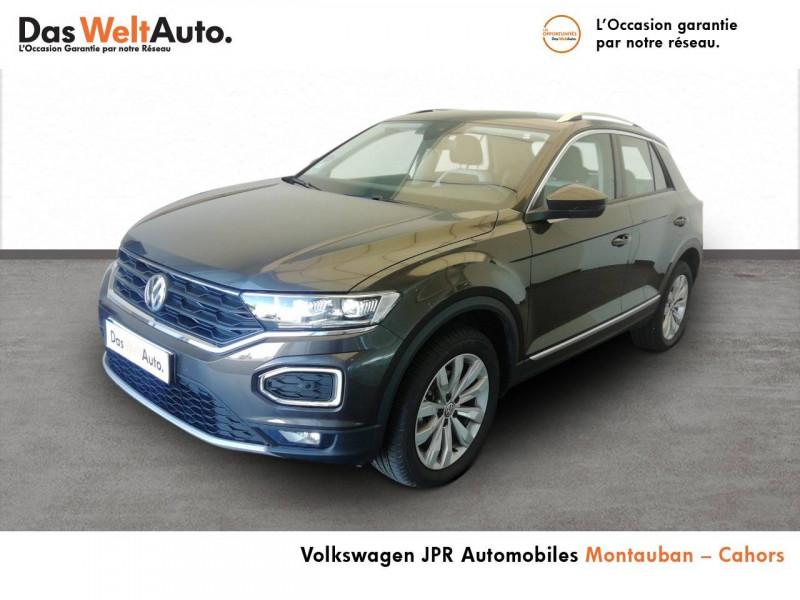 Volkswagen T-Roc T-Roc 1.5 TSI 150 EVO Start/Stop DSG7 Carat 5p Marron occasion à montauban