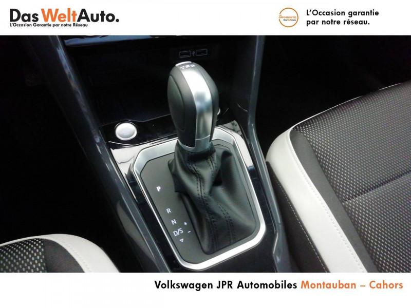 Volkswagen T-Roc T-Roc 1.5 TSI 150 EVO Start/Stop DSG7 Carat 5p Marron occasion à montauban - photo n°20