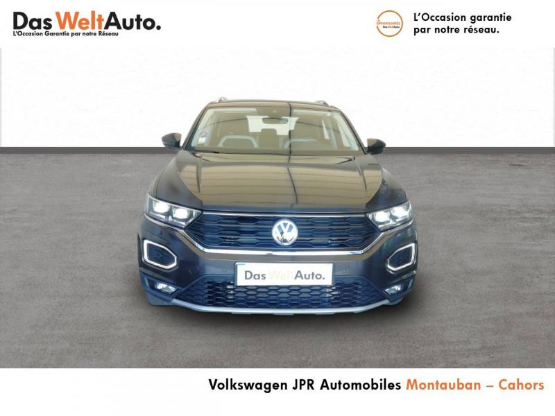 Volkswagen T-Roc T-Roc 1.5 TSI 150 EVO Start/Stop DSG7 Carat 5p Marron occasion à montauban - photo n°2